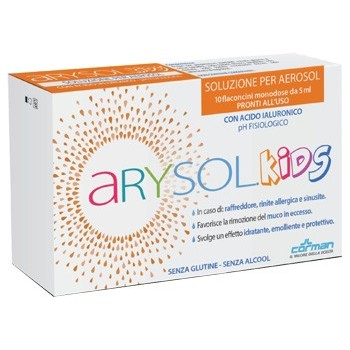 ARYSOL KIDS SOL BB 10F 5ML