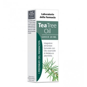 LDF TEA TREE OIL OE 20ML