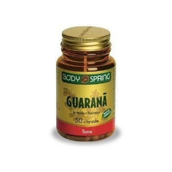 BODY SPRING GUARANA 50CPS