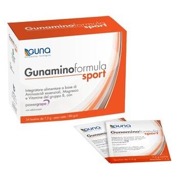 GUNAMINO FORMULA SPORT 24BUST