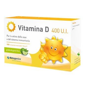 VITAMINA D 400 UI 168CPR