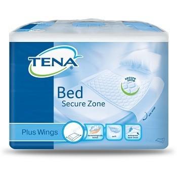 TENA BED PLUS WINGS TRAV80X180