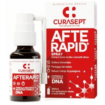 CURASEPT SPRAY AFTE RAPID 15ML