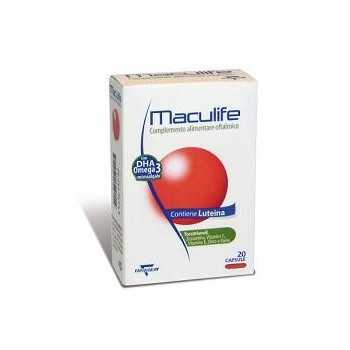 MACULIFE 20CPS 24,28G
