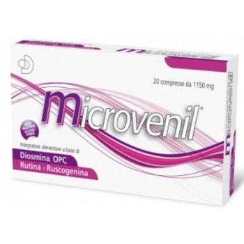 MICROVENIL 20CPR 1150MG