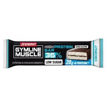 GYMLINE 20G PROTEINBAR LS COCO