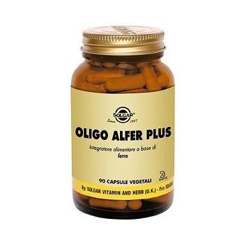 OLIGO ALFER PLUS 90CPS VEG