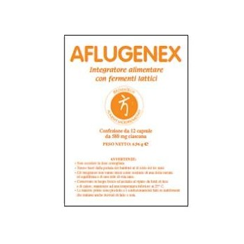 AFLUGENEX 12CPS NF