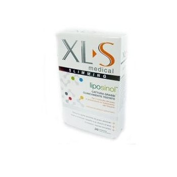 XLS MEDICAL LIPOSINOL 60CPS